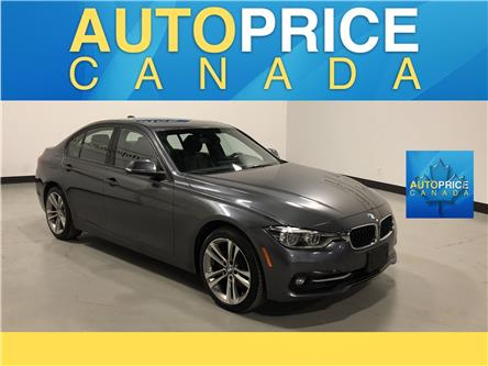 2018 BMW 330i xDrive (Stk: W0825) in Mississauga - Image 1 of 28