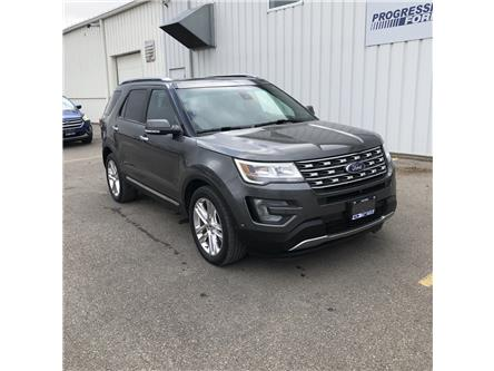 2017 Ford Explorer Limited (Stk: HGA05082T) in Wallaceburg - Image 1 of 15
