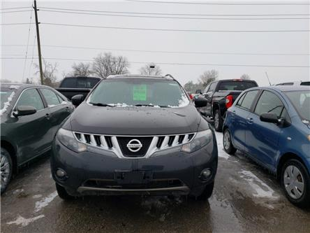 2010 Nissan Murano SL (Stk: P1998A) in Whitchurch-Stouffville - Image 1 of 5