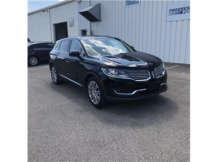 2017 Lincoln MKX Reserve (Stk: HBL46148) in Wallaceburg - Image 1 of 15