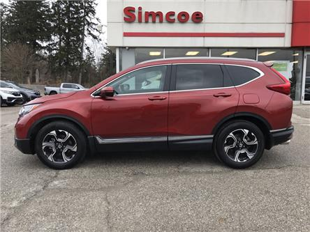 2017 Honda CR-V Touring (Stk: 19256A) in Simcoe - Image 2 of 20