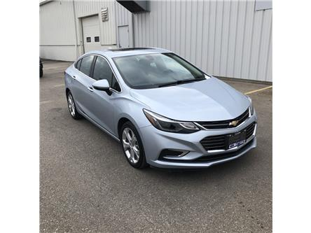 2017 Chevrolet Cruze Premier Auto (Stk: HS520953T) in Wallaceburg - Image 1 of 15