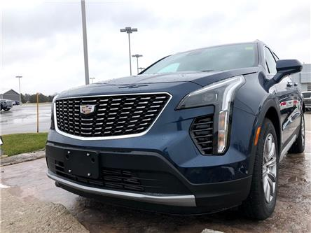 2020 Cadillac XT4 Premium Luxury (Stk: 85940) in Exeter - Image 1 of 10