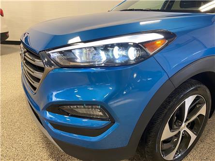 2017 Hyundai Tucson Limited (Stk: P12284) in Calgary - Image 2 of 19