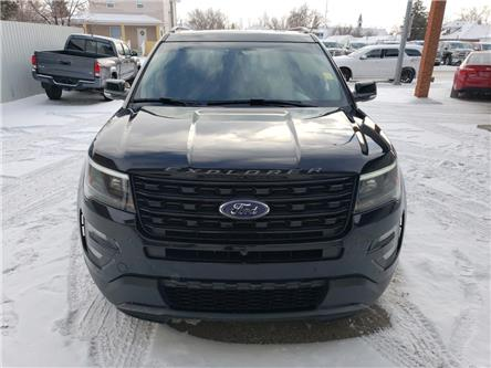 2017 Ford Explorer Sport (Stk: 16434) in Fort Macleod - Image 2 of 24