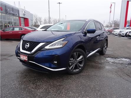 2019 Nissan Murano SL (Stk: KN104596) in Cobourg - Image 1 of 32