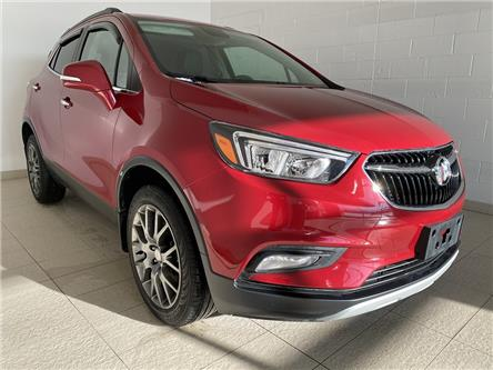 2019 Buick Encore Sport Touring (Stk: 10101A) in Sudbury - Image 1 of 20
