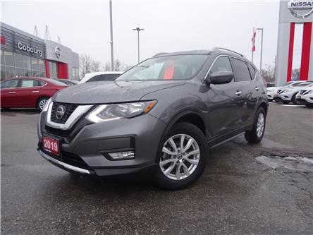 2019 Nissan Rogue SV (Stk: KC778416) in Cobourg - Image 1 of 20