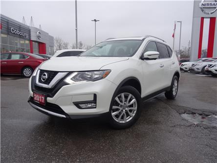 2017 Nissan Rogue SV (Stk: CLC704136A) in Cobourg - Image 1 of 15