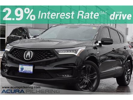 2019 Acura RDX A-Spec (Stk: AP5086) in Pickering - Image 1 of 37