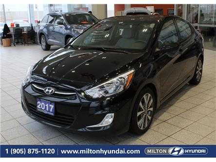 2017 Hyundai Accent GLS (Stk: 195856A) in Milton - Image 1 of 35