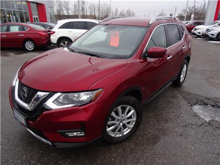 2019 Nissan Rogue SV (Stk: CKC836980) in Cobourg - Image 2 of 29