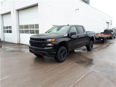 2020 Chevrolet Silverado 1500 Silverado Custom Trail Boss (Stk: 20201) in Peterborough - Image 1 of 3