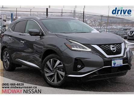 2019 Nissan Murano SL (Stk: KN122920) in Whitby - Image 1 of 29