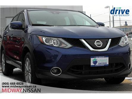 2019 Nissan Qashqai SV (Stk: KW223723) in Whitby - Image 1 of 23