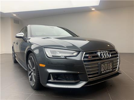 2018 Audi S4 3.0T Technik (Stk: B9178) in Oakville - Image 1 of 22