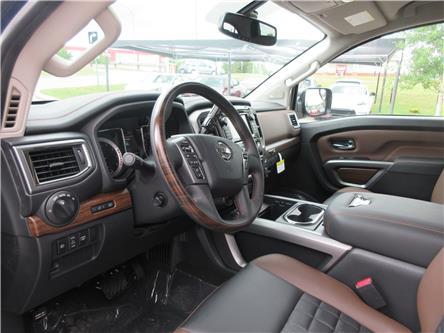 2019 Nissan Titan Platinum (Stk: 9544) in Okotoks - Image 2 of 20