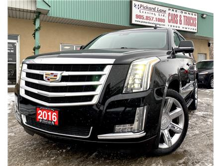 2016 Cadillac Escalade Premium Collection (Stk: ) in Bolton - Image 1 of 32