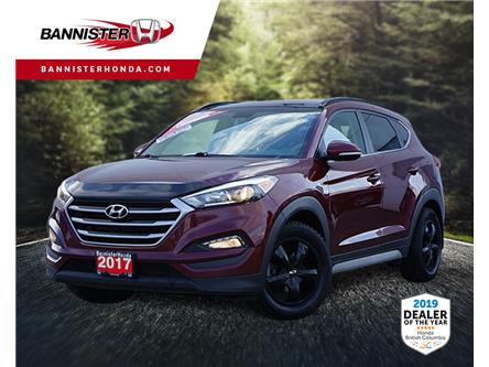 2017 Hyundai Tucson Luxury (Stk: 19-401A) in Vernon - Image 1 of 15