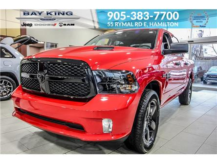 2019 RAM 1500 Classic ST (Stk: 197462) in Hamilton - Image 1 of 19