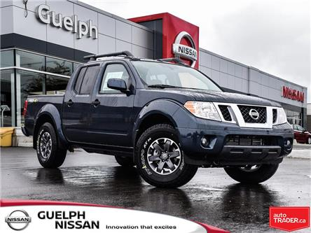 2019 Nissan Frontier PRO-4X (Stk: N20511) in Guelph - Image 1 of 28