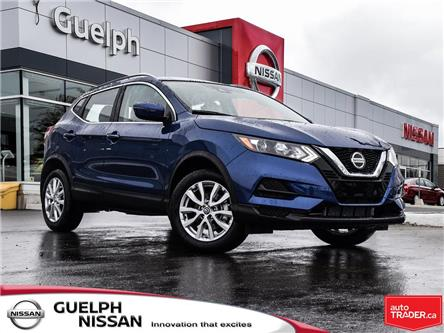 2020 Nissan Qashqai  (Stk: N20522) in Guelph - Image 1 of 27