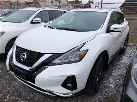 2020 Nissan Murano Platinum (Stk: LN121020) in Whitby - Image 1 of 4