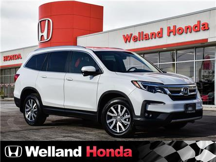 2020 Honda Pilot EX-L Navi (Stk: N20086) in Welland - Image 1 of 27