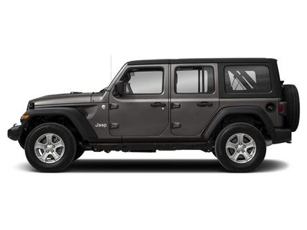 2020 Jeep Wrangler Unlimited Sport (Stk: LT004) in Rocky Mountain House - Image 2 of 9