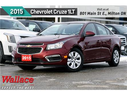 2015 Chevrolet Cruze LT | AUTO | REMOTE START | REAR VIEW CAM (Stk: 396624B) in Milton - Image 1 of 23