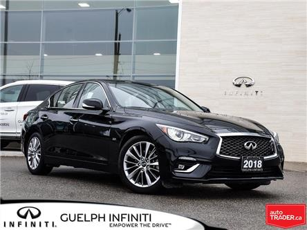 2018 Infiniti Q50  (Stk: IUP1989) in Guelph - Image 1 of 27