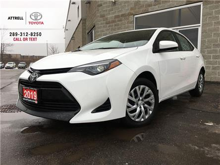 2019 Toyota Corolla LE KEYLESS, BLUETOOTH, HEATED SEATS, TOYOTA SAFETY (Stk: 8868) in Brampton - Image 1 of 24