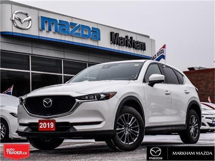 2019 Mazda CX-5 GS (Stk: N190122A) in Markham - Image 1 of 29