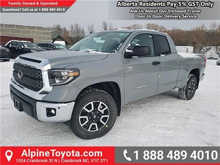 2020 Toyota Tundra Base (Stk: X896780) in Cranbrook - Image 1 of 23