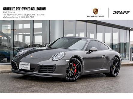 2017 Porsche 911 Carrera S Coupe (991) w/ PDK (Stk: U8436) in Vaughan - Image 1 of 21