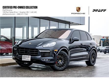 2016 Porsche Cayenne GTS w/ Tip (Stk: U8447) in Vaughan - Image 1 of 21