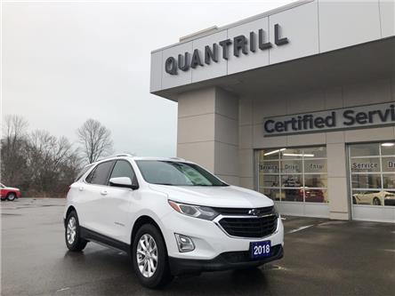 2018 Chevrolet Equinox LT (Stk: 269800) in Port Hope - Image 1 of 18