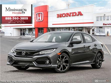 2020 Honda Civic Sport Touring (Stk: 327656) in Mississauga - Image 1 of 23