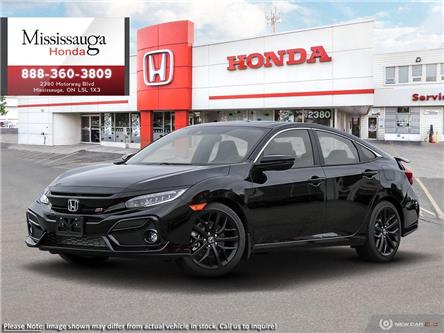 2020 Honda Civic Si Base (Stk: 327640) in Mississauga - Image 1 of 23