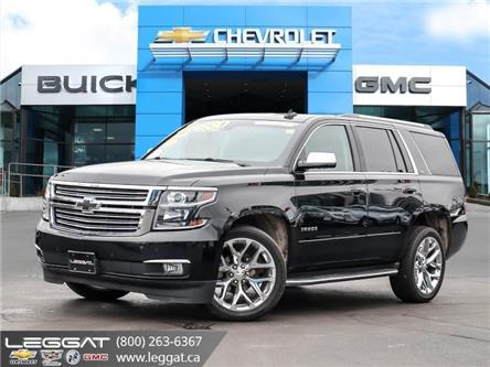 2016 Chevrolet Tahoe LTZ (Stk: 5929I) in Burlington - Image 1 of 30