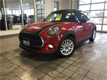 2016 MINI 3 Door Cooper (Stk: SFC2782) in Sarnia - Image 1 of 16