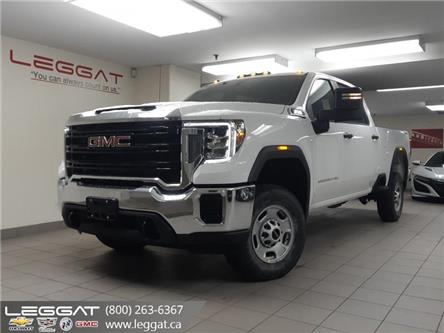 2020 GMC Sierra 2500HD Base (Stk: 205542) in Burlington - Image 1 of 12