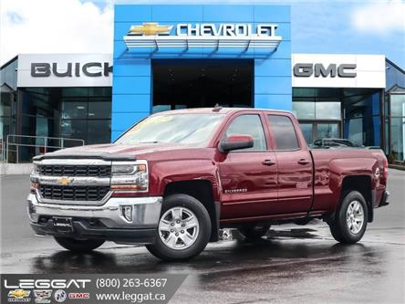 2016 Chevrolet Silverado 1500 LT (Stk: 207029A) in Burlington - Image 1 of 27