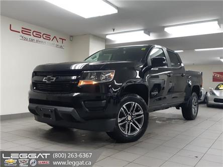 2020 Chevrolet Colorado WT (Stk: 207524) in Burlington - Image 1 of 14