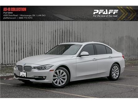 2014 BMW 328d xDrive (Stk: 22853A) in Mississauga - Image 1 of 21