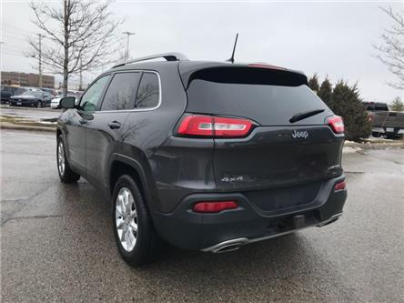 2016 Jeep Cherokee Limited (Stk: 28114) in Barrie - Image 2 of 27
