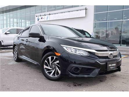 2018 Honda Civic EX (Stk: 006104T) in Brampton - Image 1 of 15