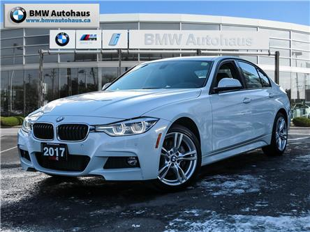 2017 BMW 330i xDrive (Stk: N19382A) in Thornhill - Image 1 of 28