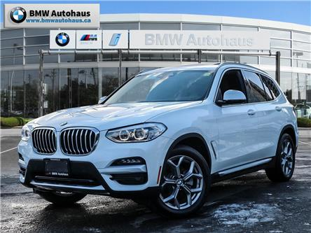 2020 BMW X3 xDrive30i (Stk: P9306) in Thornhill - Image 1 of 33