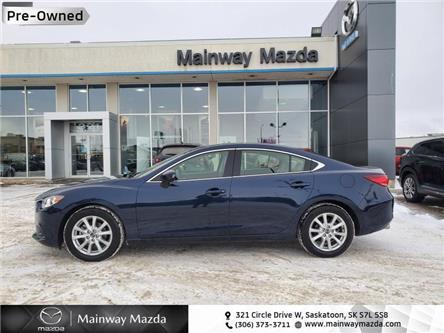 2016 Mazda MAZDA6 GS (Stk: H1580A) in Saskatoon - Image 1 of 25